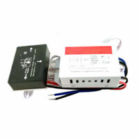 220V Isolated Touch Switch For Bathroom Mirror Energy Saving LED Light Lamp