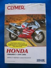 1999-2006 CBR600F4  BRAND NEW Clymer Service Manual Honda