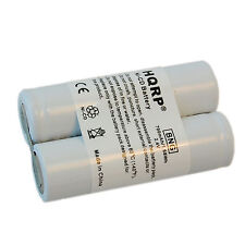 HQRP Battery for Philips Norelco 605RX 650TX 665RX 6709X 6711X 6716X 6735A