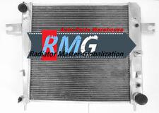 3ROW Aluminum Radiator Fits For 2002-2006 Jeep Liberty V6 3.7L 2003 2004 2005