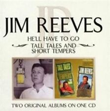 He'll Have To Go/tall Tales And Short Tempers CD