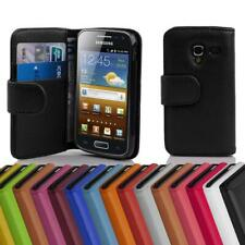 Case for Samsung Galaxy ACE 2 Phone Cover Card Slot and Pocket Wallet