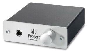 PROJECT HEADPHONE AMPLIFIER HEADBOX ||