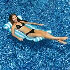 NEW Swimline 9044 Premium Swimming Pool Floating Water Hammock Lounge Chair <br/> FREE 1-3 DAY DELIVERY WITH HASSLE-FREE, 30-DAY RETURNS!