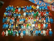 Large Group Lot 95 Vintage 1974 Geobra Playmobil Action Figures Toys People