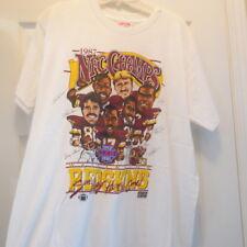 1987 The Hoggs Washington Redskins Super Bowl XXII XL T-Shirt