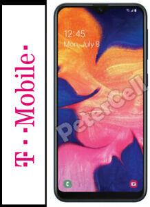 Brand New! 2020!! SAMSUNG GALAXY A10e T-mobile & GSM Unlocked- 32GB - Black -