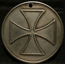 GERMAN IRON CROSS GALAXY MEDALS TITUSVILLE FLORIDA FL METAL COIN MILITARY TOKEN