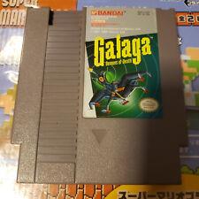 Galaga NM Collector Nes (Nintendo) Game.