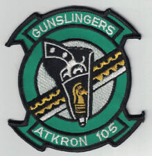 US Military Color Patch ATKRON 105 Gunslingers