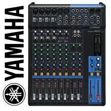 Yamaha MG12 Studio DJ 12-Channel Analogue Mixing Console Desk Mixer