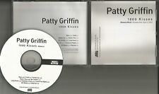 PATTY GRIFFIN 1000 Kisses DIFFERENT ART ADVNCE PROMO DJ CD Bruce Springsteen trk