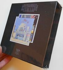 LED ZEPPELIN THE SONG REMAINS THE SAME EMPTY BOX FOR JAPAN MINI LP CD   P01