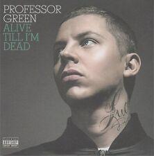 PROFESSOR GREEN - Alive till I'm dead - CD album