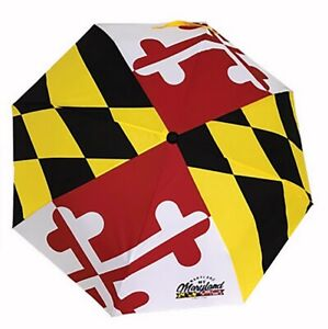 Maryland Flag Umbrella - NEW