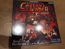 Shadows of Brimstone - Caverns of Cynder - Expansion - Boîte neuve scellée