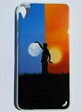 """Funda Silicona HTC DESIRE 820 Cover,  Carcasa Silicona 5.5"""" htc d820"""