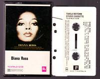 Diana Ross - Self Titled - Cassette Tape Vintage