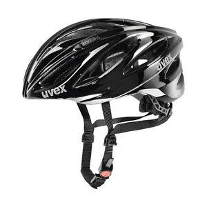 UVEX Sport Race Fahrradhelm Boss black 52-56 cm