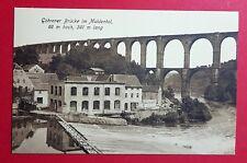 AK GÖHREN bei Wechselburg um 1920 Göhrener Brücke Viadukt im Muldental  ( 30481