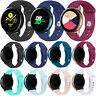 Für Samsung Galaxy Watch Active Fitness Silikon Band Uhrenarmband Armband L/S