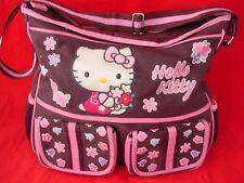 HELLO KITTY DIAPER BAG, VERY GOOD COND
