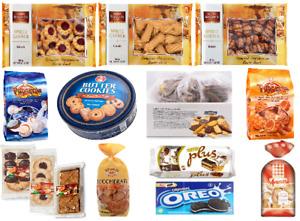 4 kg Mega Gebäck/Kekse/Waffel/Minikuchen Mix ! Top Angebot ! Marken Qualität