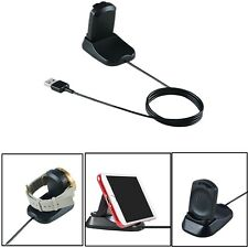 Durable USB Charger Charging Dock Phone Stand Holder For Misfit Vapor Smartwatch