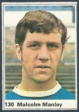 MARSHALL CAVENDISH TOP TEAMS 1971- #130-LEICESTER CITY-MALCOLM MANLEY