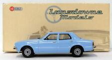 Lansdowne Models 1/43 Scale LDM56 - 1979 Ford Cortina 1.6L Saloon - Bermuda Blue