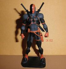 DEATHSTROKE mini exclusive pack-in figure figurine toy Batman villian DC DCU