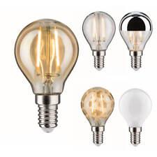Paulmann LED Retro-Tropfen 4,5W E14 Warmweiß dimmbar div Farben