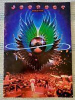 Journey Concert Tour Program 1979 Departure Steve Perry Neal Schon