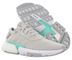 Adidas Originals Pod-S3.1 Wide Womens Shoes Size 8, Color: Grey One/Clear Mint