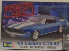Revell 1/25 '69 Camaro Z/28 RS RMX857457