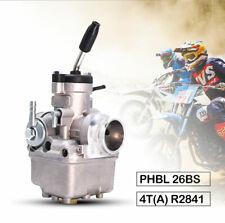 PHBL 26BS R2841 26mm Carburetor Dellorto For 2/4 Stroke Carb 50cc-300cc Engine
