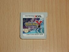 Pokemon Y - Nintendo 3Ds, 2Ds