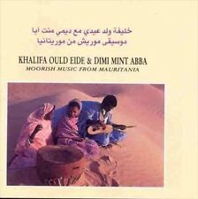 Moorish Music from Mauritania by Dimi Mint Abba/Khalifa Ould Eide (CD,...