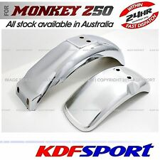 KDF FRONT REAR FENDER GORILLA STEEL COVERS FOR HONDA MONKEY Z50 Z50J 50
