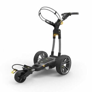 NEW PowaKaddy CT6 with 18 Hole Lithium Battery with GPS - Gun Metal