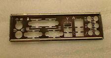 MSI K9N6PGM2-V, K9VGM-V, KN9 NEO, K9MM-V ATX Motherboard I/O Shield Backplate