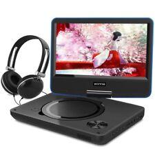 NEW Portable DVD player 9inch wide liquid crystal region free S/MS/MMC card/USB