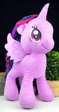 My Little Pony Twilight Sparkle 2014 Hasbro Large Plush Stuffed Toy Unicorn