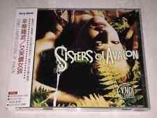 Cyndi Lauper 1997 Sisters Of Avalon Taiwan OBI CD Album with Promo Insert & Card