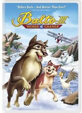 Balto III: Wings of Change [New DVD] Full Frame, Subtitled, Ac-3/Dolby Digital