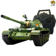 HOOBEN Full Set 1/16 RC Motorized Tank Kit  Russian T55A Full-Option Sound/IR/SM