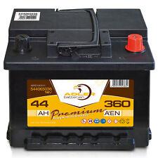 Starterbatterie 12 V 44 Ah 360 A/EN 54465 ers. 35 37 38 39 40 42 43 45 Ah