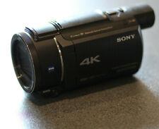Sony FDR-AX53  Camcorder gebraucht vom Fachhändler