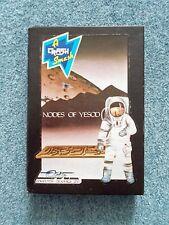 Ordenador ZX spectrum nodos de Yesod Odin Cassette juego de computadora
