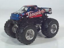 Hot Wheels Thrasher Monster Jam Truck Scale Model Ford Pickup